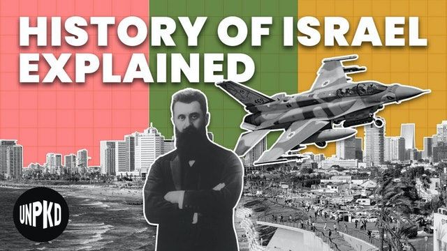 The History of Israel Explained