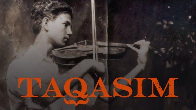 Taqasim