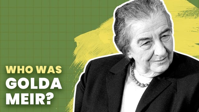 Golda Meir: Iron Lady of the Middle East