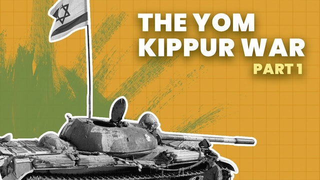 The Yom Kippur War: When Israel Almost Fell