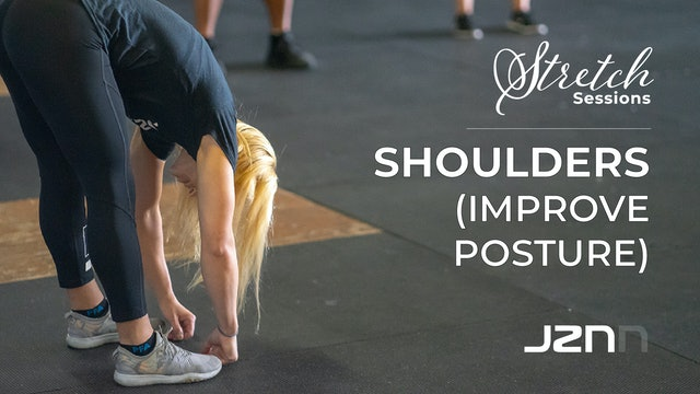 Stretch: Shoulders (Improving Posture)
