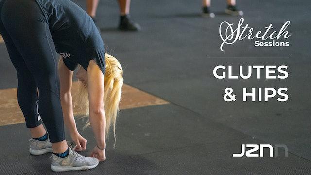 Stretch: Glutes & Hips