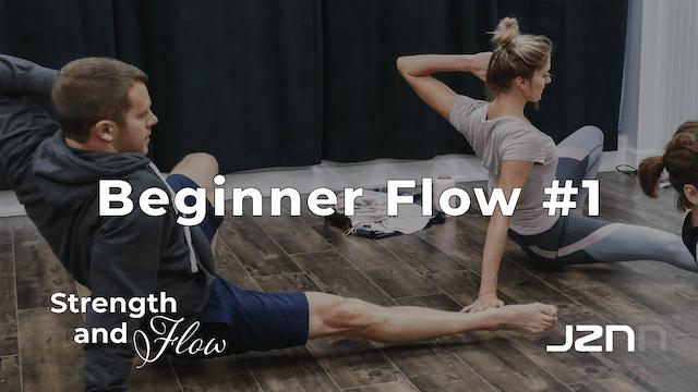 Beginner Flow #1