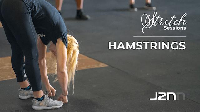 Stretch: Hamstrings