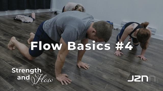 Flow Basics #4 [15-20 Minutes]