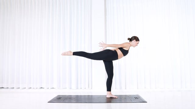 30min Pilates Morning Flow (INTENSE)