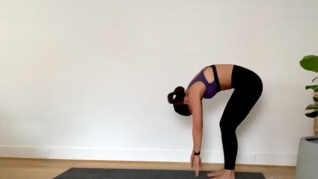40min Full Body (SATISFYING & INTENSE) Dumbbells Optional