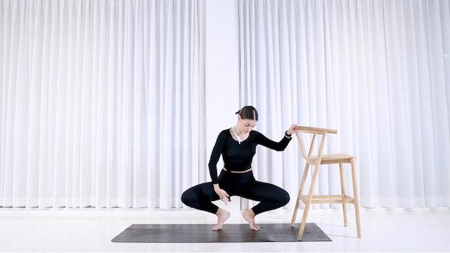 30min Ballet Barre (SATISFYING & INTENSE)