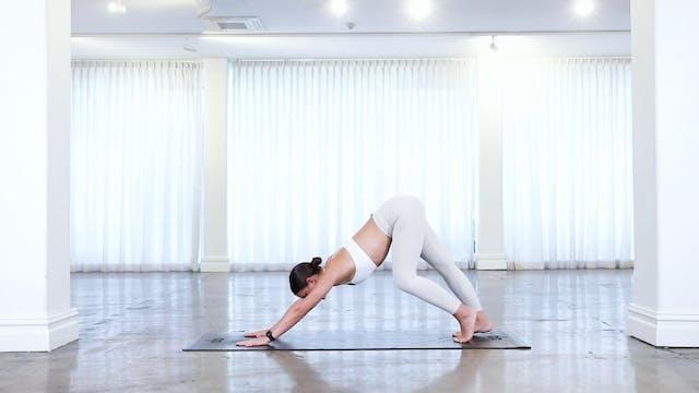 NEW! 35min Lean Lower Body Focus (INT...