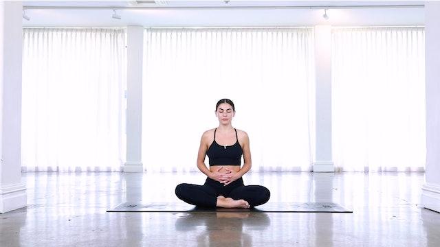 8min Breath Work (TECHNIQUE)
