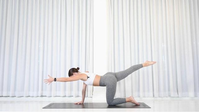 30min Back Body Strength (SATISFYING & INTENSE)