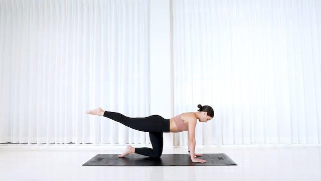 8min Hip Alignment