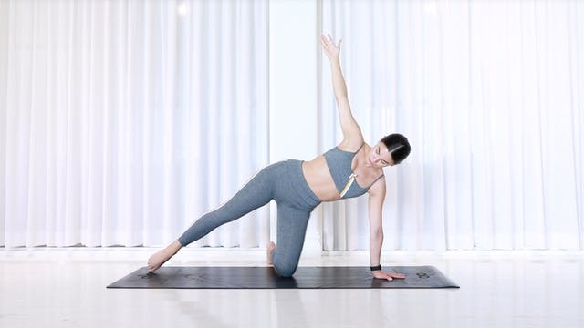 15min Outer and Inner Thigh (SATISFYI...