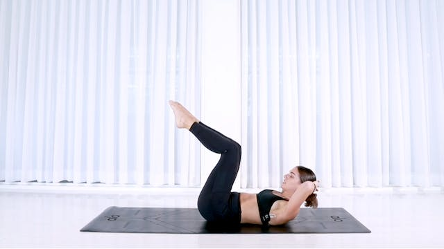10min Abs (SATISFYING & INTENSE)