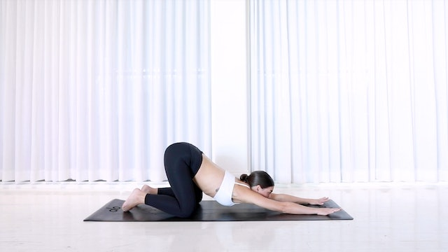 10min Yoga Inspired Stretch (SATISFYING)
