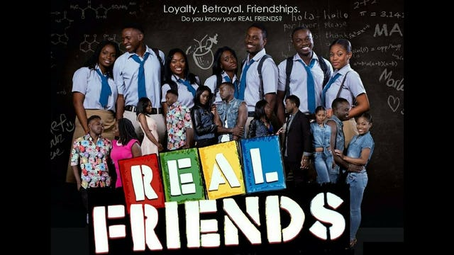 Real Friends Season 1