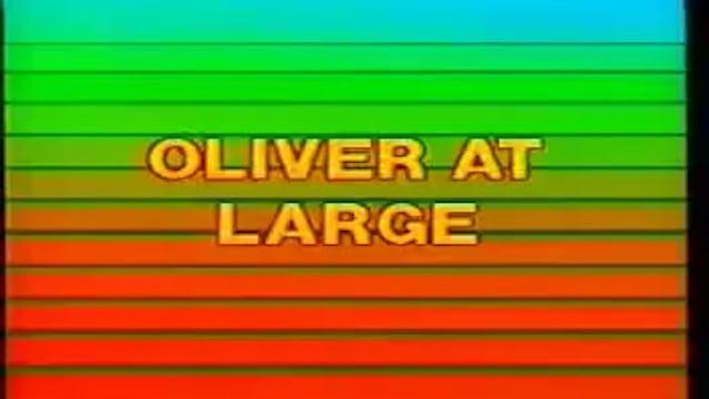 Oliver At Large
