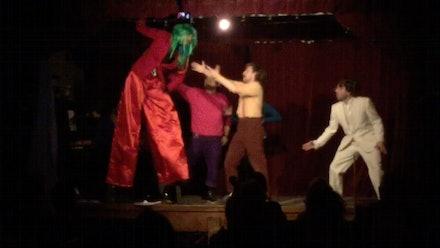 Jalopy Theatre Video