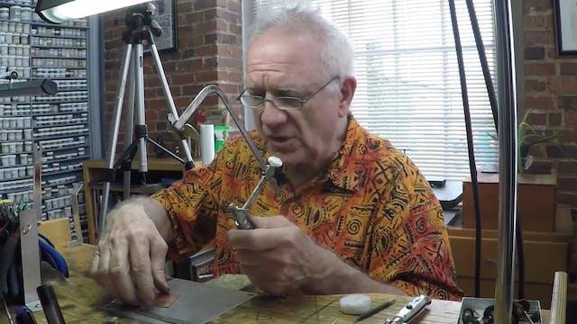 Jewelry I - Skills - Sawing Basics