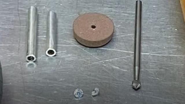Jewelry III Skills - Tube Set Diamond