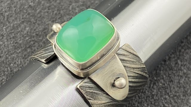 Jewelry III - Project - Banded Ring