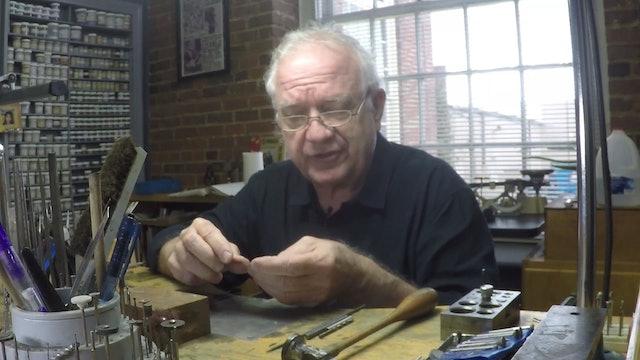 Jewelry II - Skills - Tube Riveting