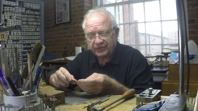 Jewelry II - Skills - Tube Riveting
