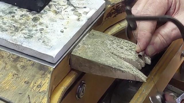 Jewelry II - Skills - Making a Tube Bezel