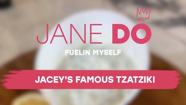 Jacey's Famous Tzatziki