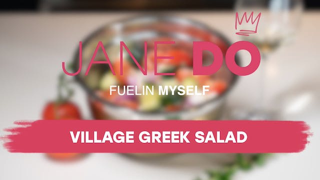 Village Greek Salad