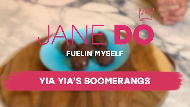 Yia Yia's Boomerangs