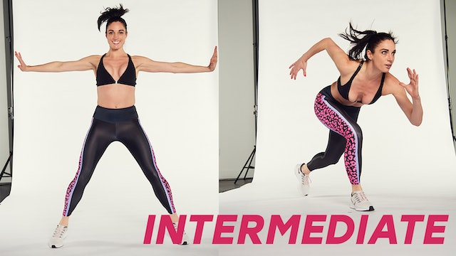 Intermediate Dance Your A$$ Off Part 1 with Dani D