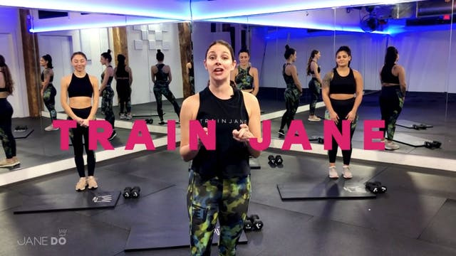 Girl Gang's HIIT Harder