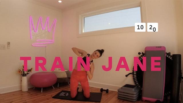 Heavy HIIT Train Jane