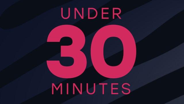 Under 30 Min