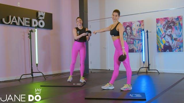 Slider Workout