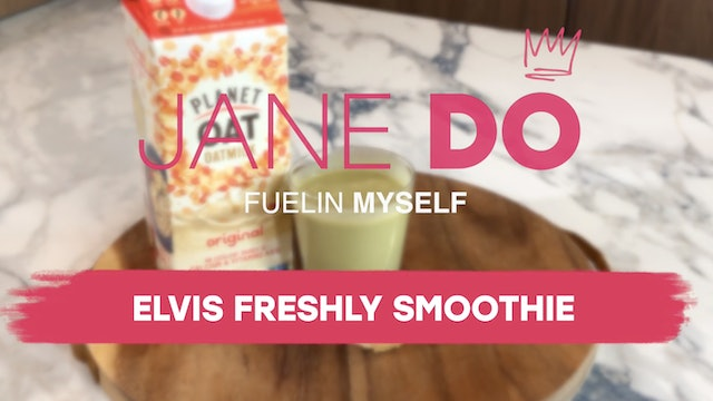 Elvis Freshly Smoothie