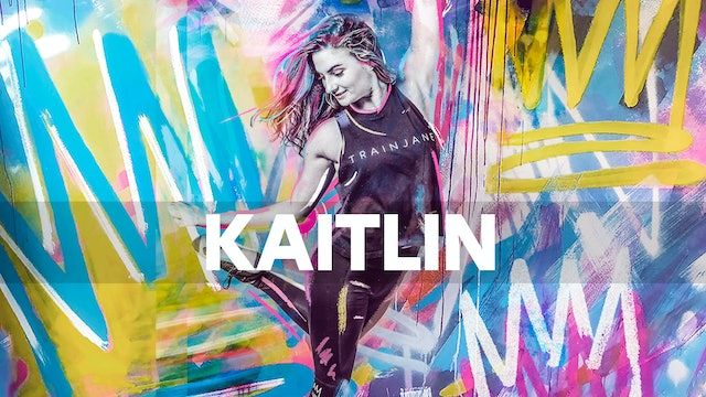 Livestream - 5pm GET LIFTED with Kaitlin