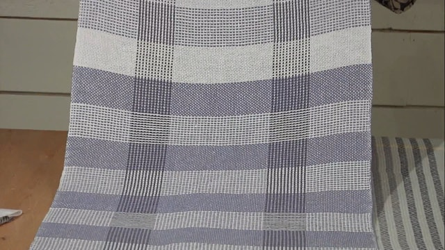 4.7.4 - Twill & Basket Weave At the Table