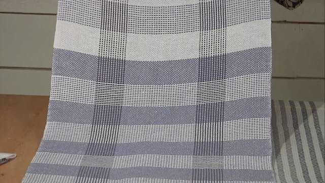 4.7.4 - Twill & Basket Weave At the T...
