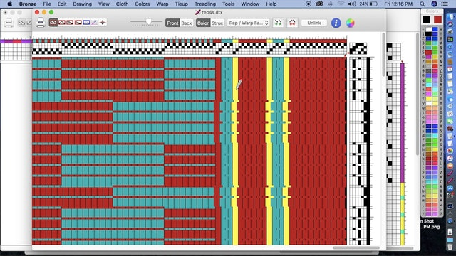4.2.1.5 - Page 6 - Varying Thread Thickness (Mac)