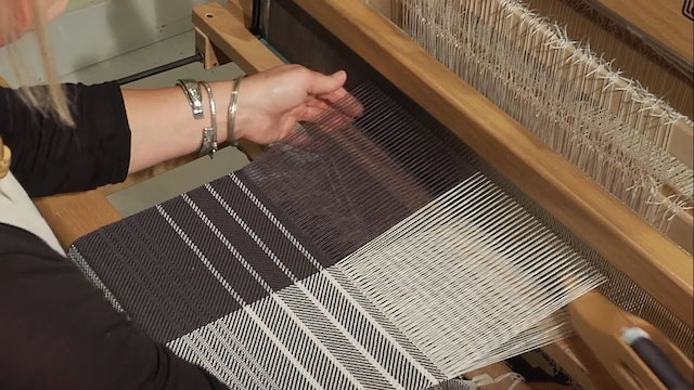 4.1.6 - At the Loom, Introduction to Twill