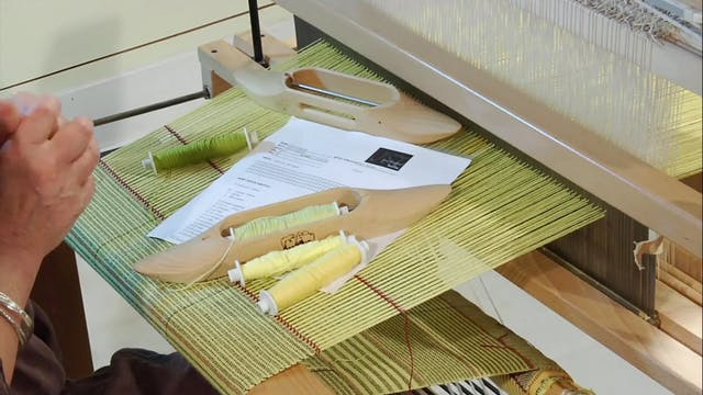 2.7.2 - Stripes at the Loom