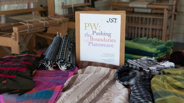 Season 3 - Pushing the Boundaries of Plain Weave