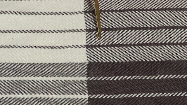 4.1.5 - Simple Two Stripe Sample at t...