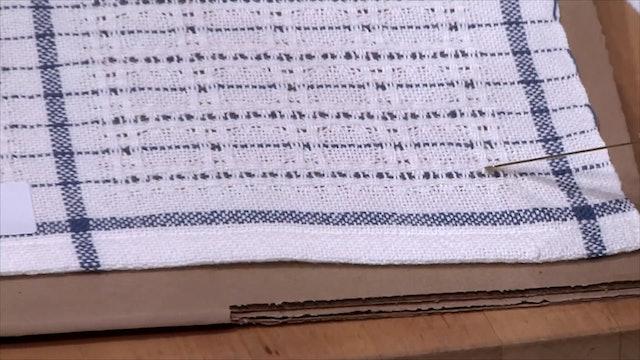 5.7.5 - Bronson Lace Towels