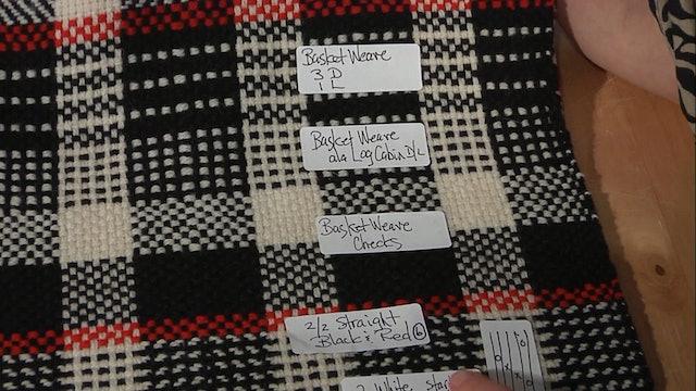 4.7.2 - Twill & Basket Weave Sampler