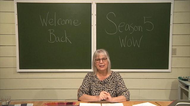 5.1.1 - Introduction to Season 5