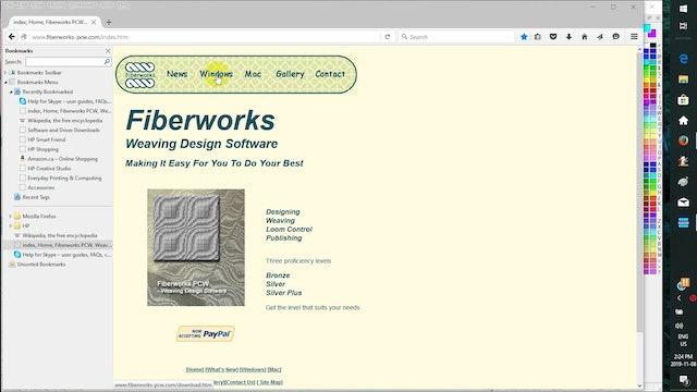 4.2.2 - Download & Installation Fiberworks