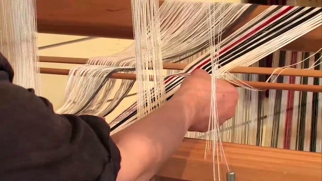 1.2.4 - Threading the Heddles